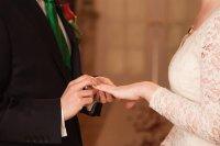 obrączki srebrne na ślub