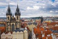 stare miasto w Pradze