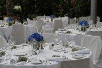Stoły na weselu